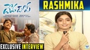 Rashmika Exclusive About Devadas Movie | Nani, Akkineni Nagarjuna Akanksha | Telugu Latest Interview
