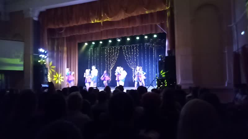 Нон стоп Отчётный концерт Пётр солист