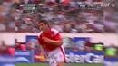 Primer gol de Cristian Rodríguez en la selección mayor de Uruguay