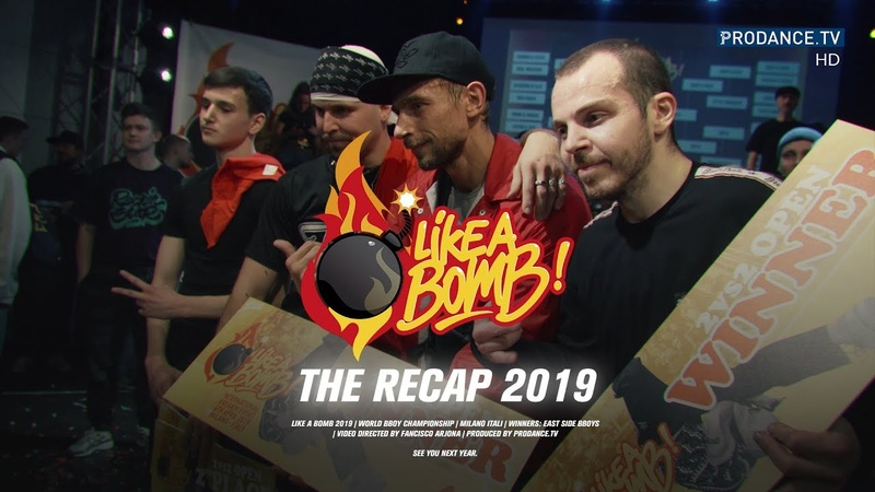 Like a Bomb   RECAP 2019 ᴴᴰ