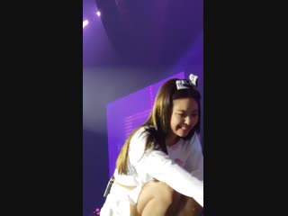 190113 JENNIE @ BLACKPINK WORLD TOUR [IN YOUR AREA] in Bangkok (day 3)