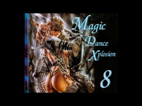 DJ Magic - Magic Dance 8