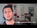 Southwestern American accent