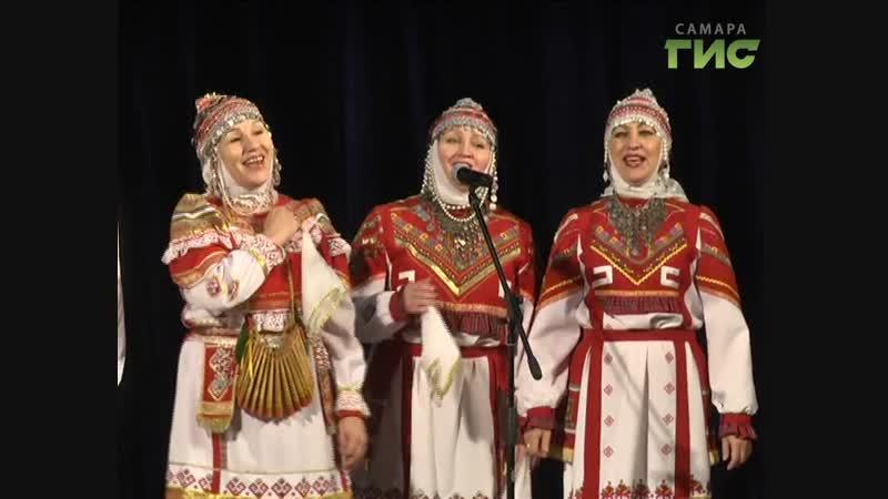 Во всем своем великолепии в Самаре прошел фестиваль чувашской культуры Кер Сари