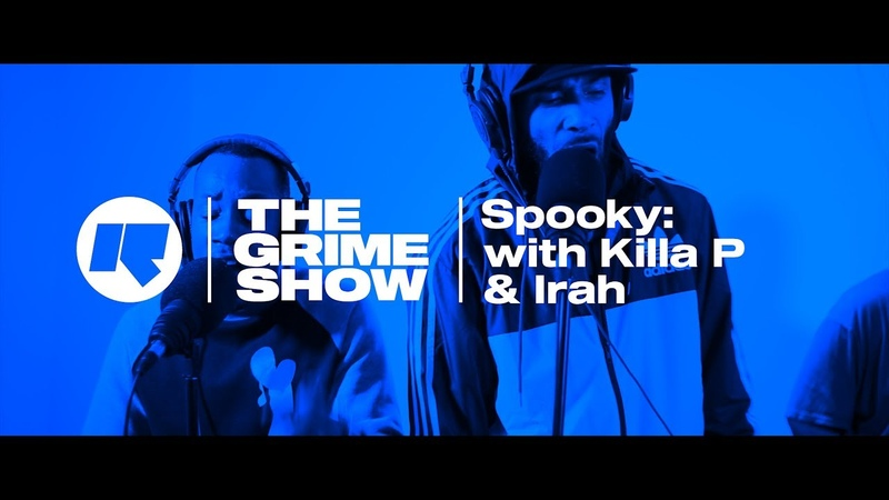 The Grime Show Spooky with Killa P Irah