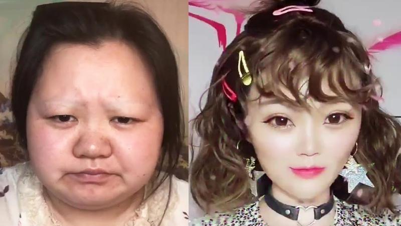 Best VIRAL Asian Makeup Transformations 2019 😱 Asian Makeup Tutorials Compilation part3