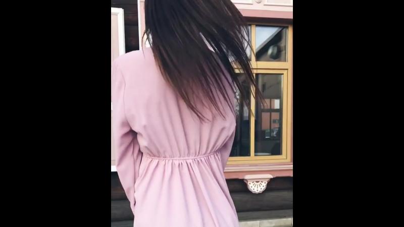 🍬 Новое платье от @kmc_irk 😋 Ну ооочень нравится, а тебе? 🙋