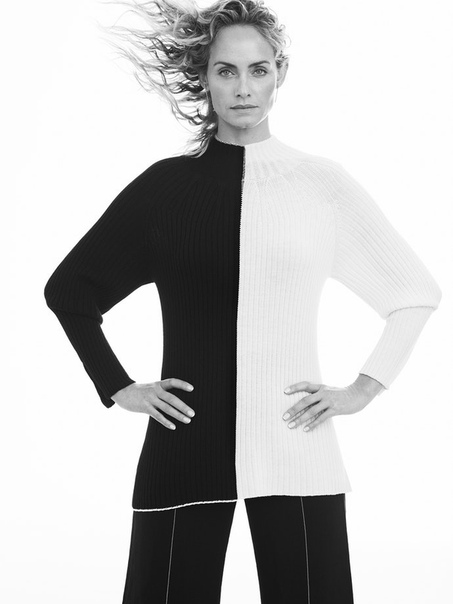 Amber Valletta Model CFDA & Lexus New Capsule Collection