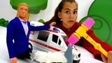 Барби и Кен на вечеринке в бассейне - Видео для девочек
