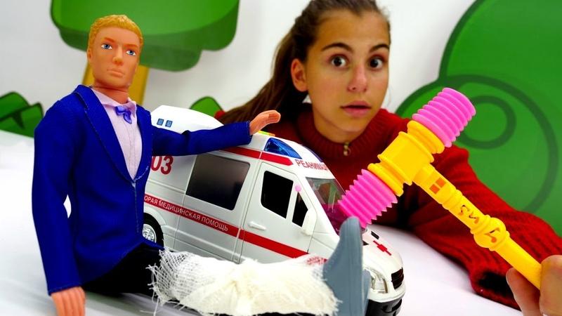 Барби и Кен на вечеринке в бассейне Видео для девочек