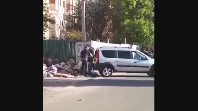 Улица стала помойкой: Пятигорск