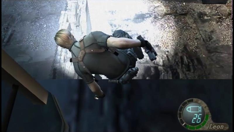 [Wii/USA] Resident Evil 4 [PRO] [50 % HP Challenge] - 24. Островитяне