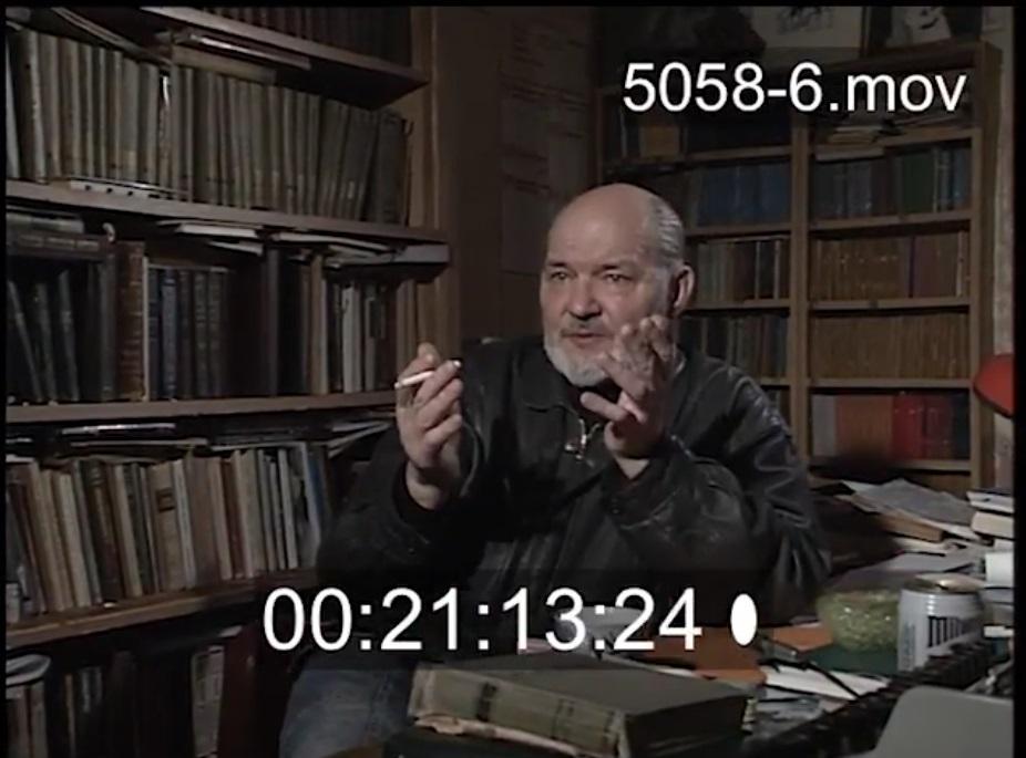 Юрий Карякин о Сталине и советской власти. Интервью Александру Иванику 1990 года