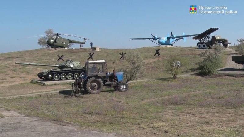 В Темрюкском районе идет подготовка к празднованию 75 летия освобождения Кубани от немецко фашистски