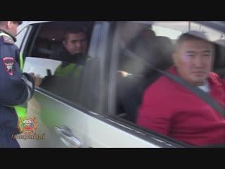 Шушенский район, работа ДПС по нелегальным перевозкам
