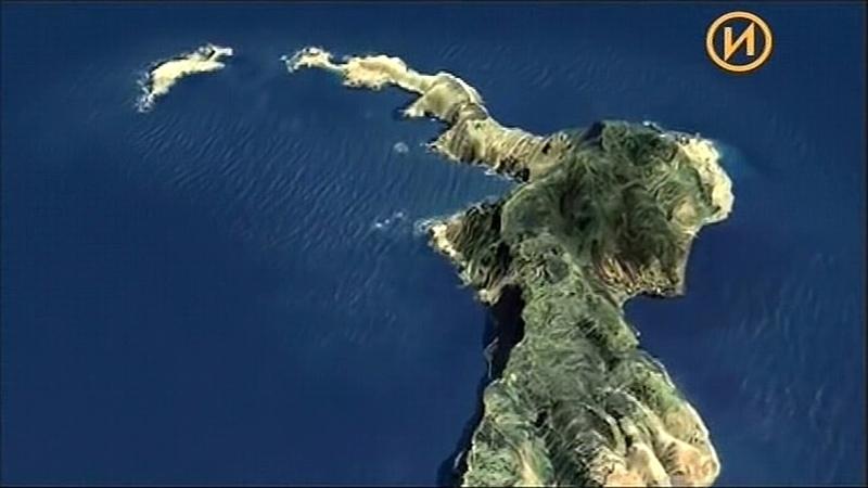 Остров сокровищ Робинзона Крузо. Авторы фильма попытаются разгадать старую тайну острова.