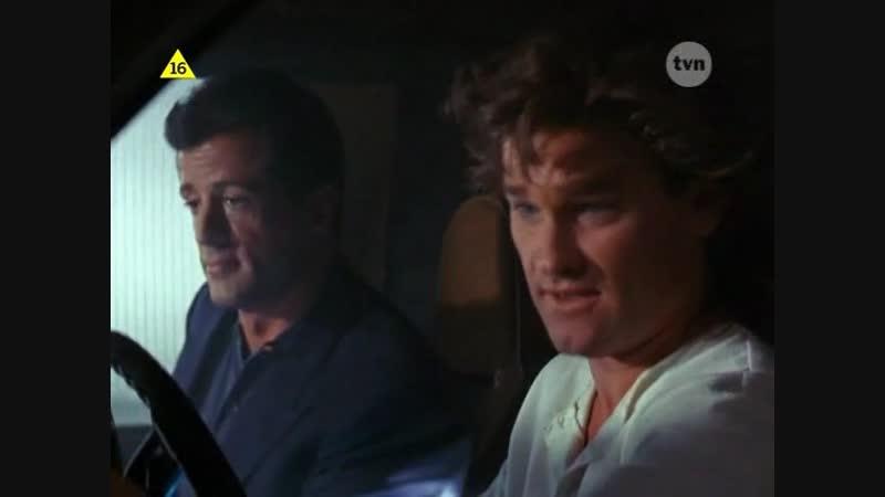 Танго и Кэш / Tango Cash (телевизионная версия TV [4:3] 99 минут, 1989) TVRip