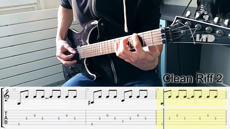 METALLICA - Halo On Fire Full Guitar Lesson w/ TABS [HD]