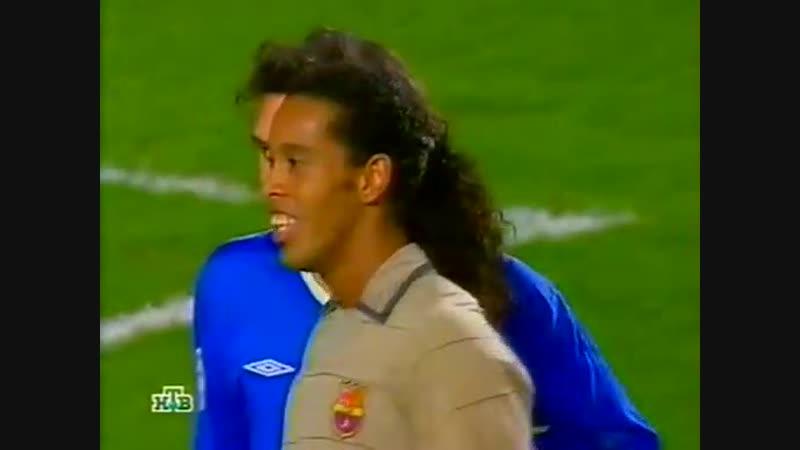 183 CL 2004 2005 Chelsea FC FC Barcelona 4 2 08 03 2005 HL