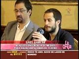 GAEL GARCIA - CONFERENCIA DE PRENSA EN MEXICO (2008)