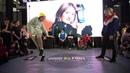 Курочкина Дарья vs Зудкова Настя Preselection Hip Hop Juniors KIDZA DZA DZA BATTLE KIDZDZADZA