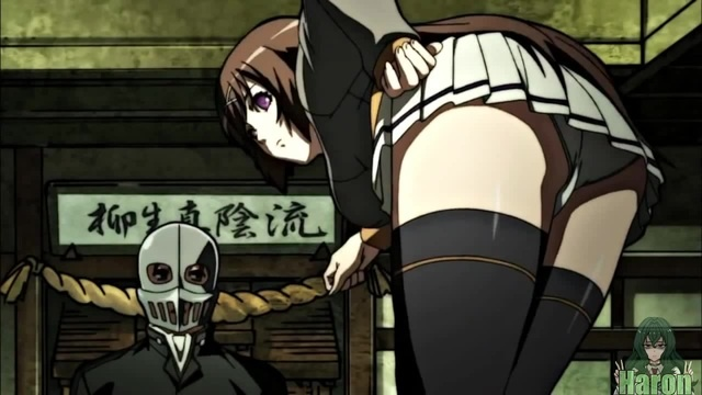 Hyakka Ryouran: Samurai Girls / Буйство цветов: Девушки Самураи / Paul Stanley - Live To Win / AMV anime / MIX anime / REMIX