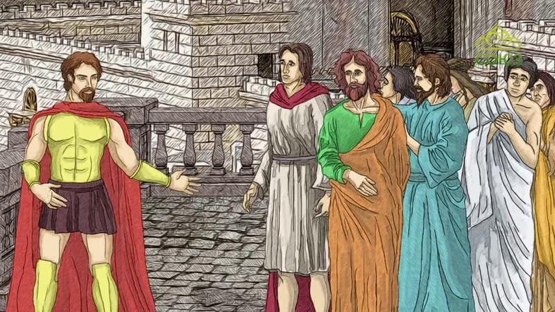 Мульткалендарь. 21 февраля 2019. Великомученик Феодор Стратилат
