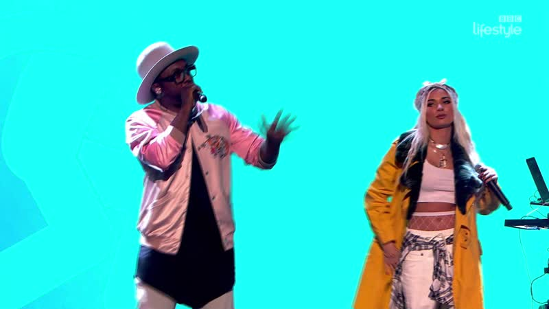 Will.i.am feat. Pia Mia - Boys Girls (The Graham Norton Show 19-08 - 2016-05-13)