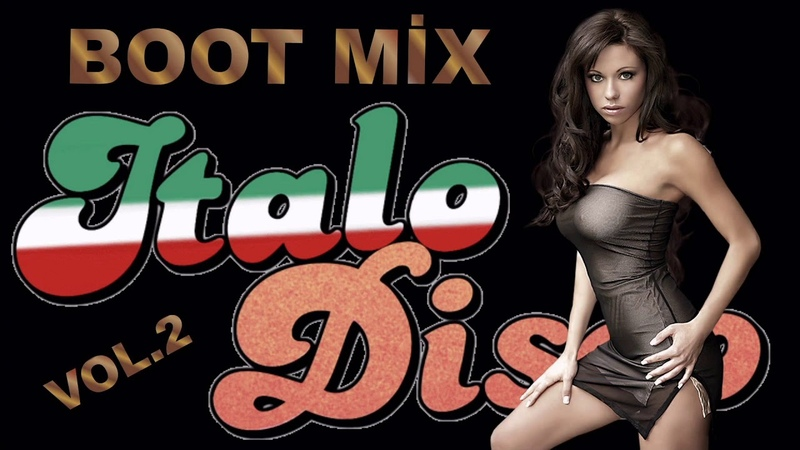 İtalo Disco - Boot Mix / Vol.2
