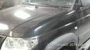 Установка сигнализации Starline A93 с автозапуском на УАЗ Патриот 2014 года