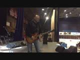 Хорошая гитара Gibson Les Paul Tribute. Sound check.