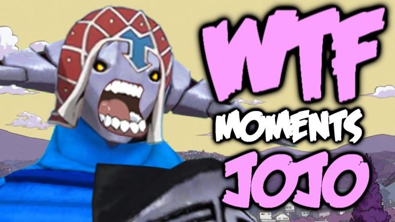 Dota 2 WTF Moments - JoJo Compilation