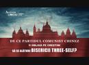 Segment _ De ce Partidul Comunist Chinez îi obligă pe creștini să se alăture Bisericii Three-Self_ (1)