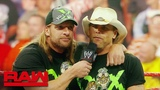 Look back at D-Generation X's chaotic history Raw, Oct. 8, 2018