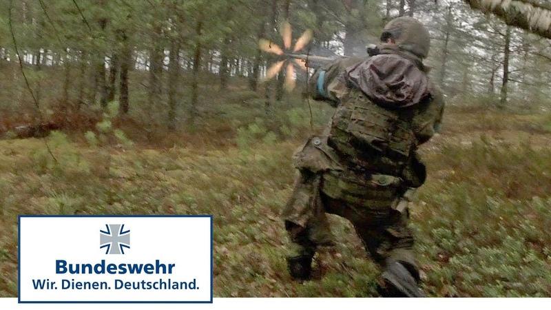 Iron Wolf Die Bundeswehr übt im Baltikum