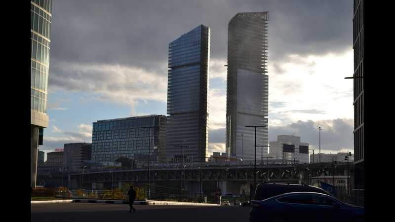 Принималово на Миракс Плаза | International Center Mirax Plaza | ROOFS | Moscow