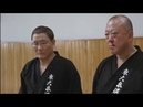 Lesson of karate by Takeshi Kitano