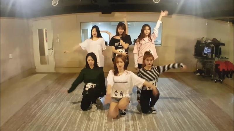 [FreeMind] 오마이걸 (OH MY GIRL) - 비밀정원 (Secret Garden) (Original Choreography Demo)