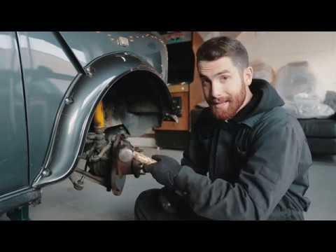 How to Install Ball Joints on a Classic Mini