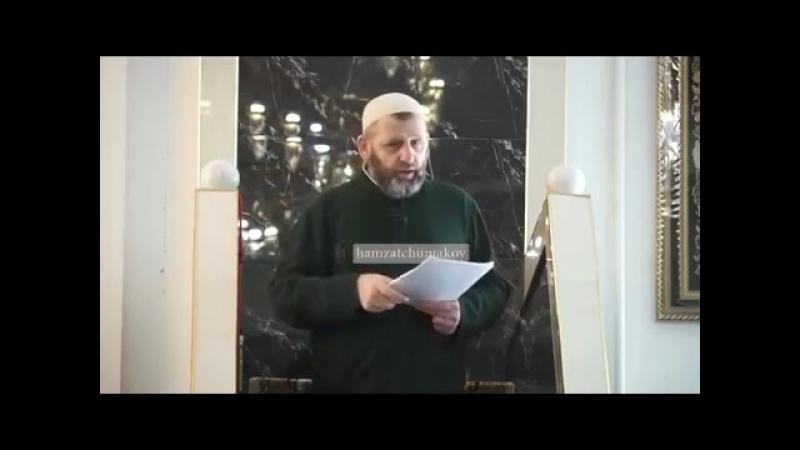 Шейх Хамзат Чумаков _ красивый нрав (хоз г1улакх)