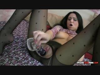 Порно большая грудь мастурбация