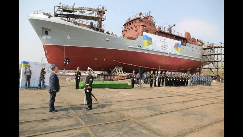 Міністр оборони «За останні роки ми значно підвищили рівень укомплектованості та оснащення ВМС»