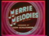 Весёлые мелодии (Merrie melodies) (1-й канал Останкино, 1995)