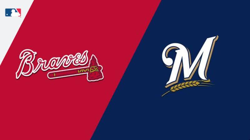 NL / 08.07.18 / ATL Braves @ MIL Brewers (4/4)
