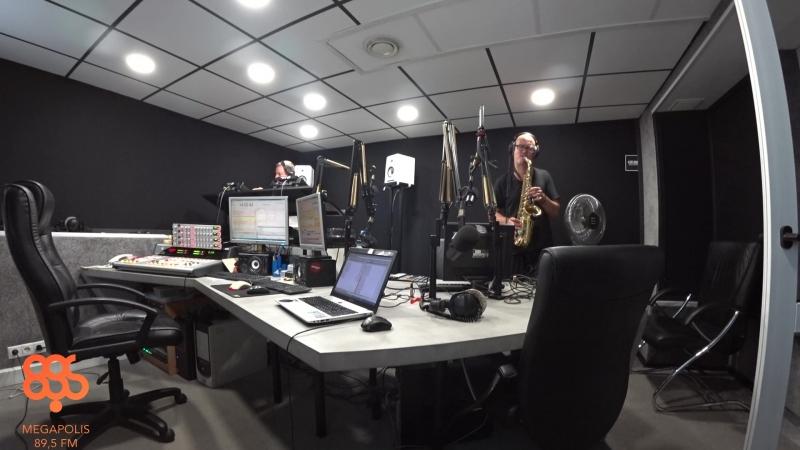 Запись эфира Megapolis FM - Саксофонист Syntheticsax