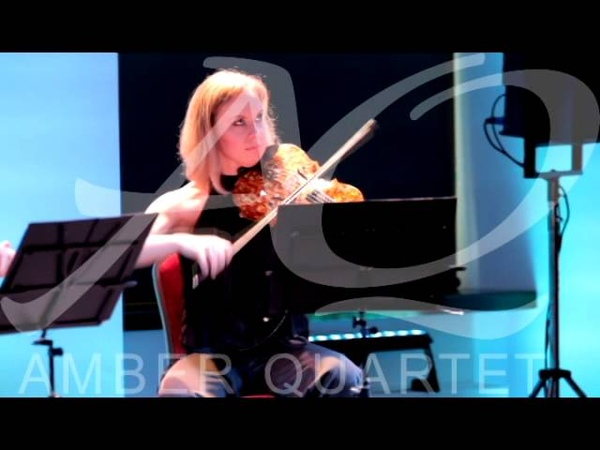 AQ Amber quartet @ PALACE OF THE GRAND DUKES OF LITHUANIA