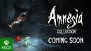 Amnesia Collection — анонс Xbox One
