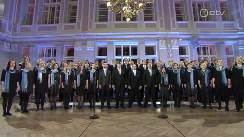 Окончание неизвестной программы, программа передач, конец эфира и начало перегона (ETV [Эстония], 06.07.2017)