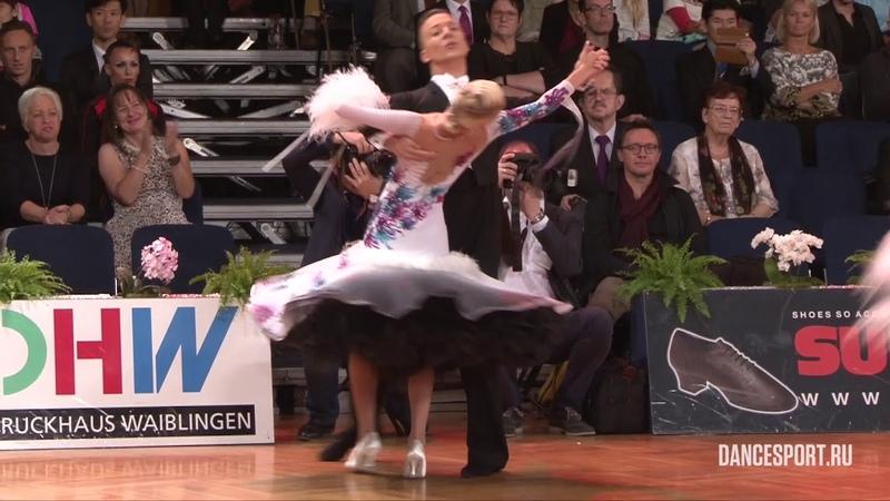 Marco Sirocchi - Dora Kilin, ROU, Final English Waltz