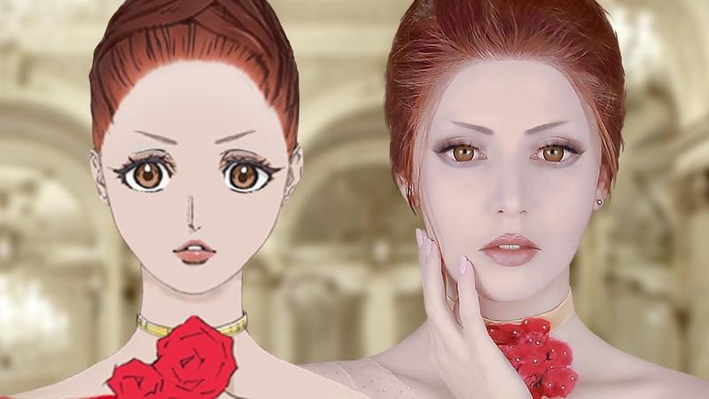 ☆ Chinatsu Cosplay Makeup Tutorial Ballroom e Youkoso ボールルームへようこそ コスプレメイク ☆